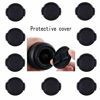 10pcs 77mm Snap-On Front Lens Cap Cover For All Canon Nikon Sony Camera