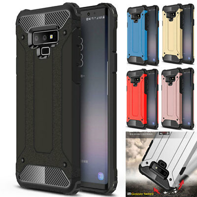 Thin Shockproof Hybrid Armor Case for SAMSUNG GALAXY Note 9/S8+ S9 Plus S7 Cover