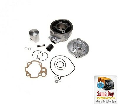 90cc BIG BORE CYLINDER KIT + HEAD FOR Rieju RS1 RS2 RS3 SMX SPIKE TANGO 50 AM6