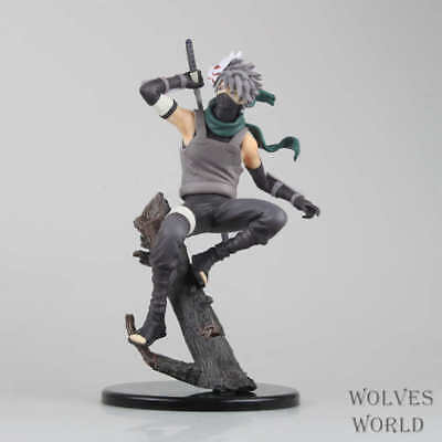 Anime Naruto Hatake Kakashi Figurine Collections PVC Figure No Box