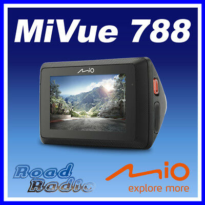 Mio MiVue 788 Connect With WIFI Live-Broadcast and Bluetooth