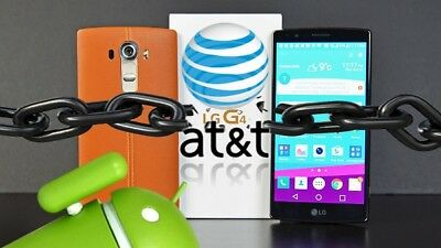 AT&T Unlock Code for LG  ALL Models MOST BEST RATE