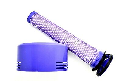 2 Piece Filter Kit For Dyson V7 / V8 ABSOLUTE / ANIMAL / TOTAL CLEAN / FLUFFY