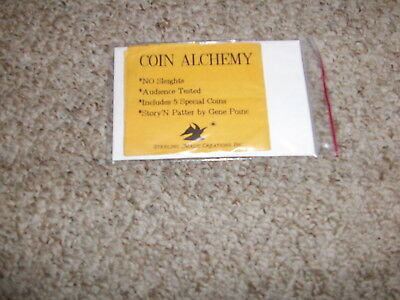 Coin Alchemy  Sterling 6 Coins
