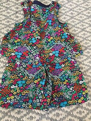 Girls Next Ditsy Print Playsuit Age 3 Gorgeous
