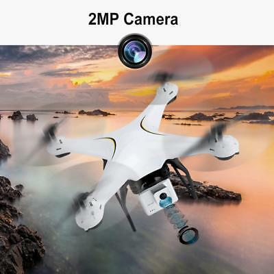 Mini Selfie Drone 720P HD Camera 2.4Ghz Wifi FPV RC Quadcopter Helicopter Toys