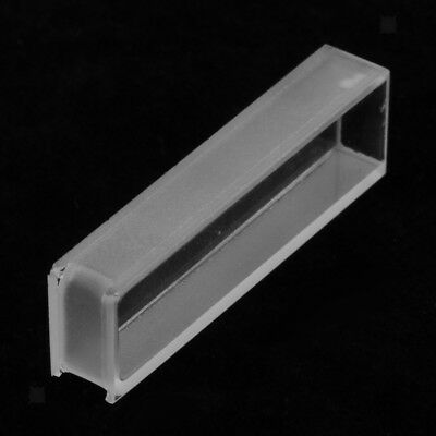 721 Glass Fluorescence Cuvette with Good Light Transmission 5mm - 50mm