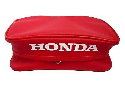 Rear Fender Bags Honda Xr100 XR200 Xr250 Xr400 Xr500 Xr600 XR650, RED