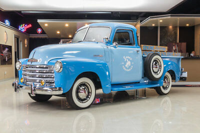 Chevrolet 3100 5-Window Pickup Frame Off, Nut & Bolt Restored, 5-Window Pickup! GM 235ci I6, 3-Speed Manual