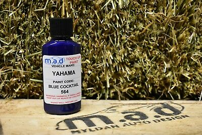 YAMAHA TOUCH UP Paint R1 R6 V-Max Mt-03 Xjr1300 Tdm900 Fz1