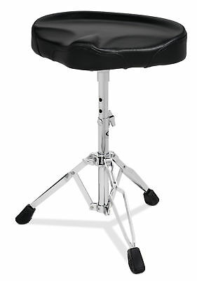 PDP Drum -  700 Series Drum Throne, Tractor Seat Chrome Pddt720