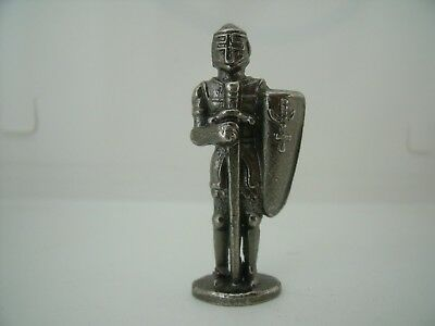 Kinder Figurine Chevalier / Knight Metal  Top 1