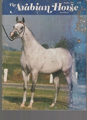 The Arabian Horse Journal Jan 1979