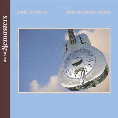 DIRE STRAITS - Brothers In Arms (Remastered) CD New Sealed