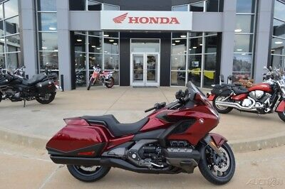 Honda Gold Wing®  2018 Honda Gold Wing Candy Ardent Red New