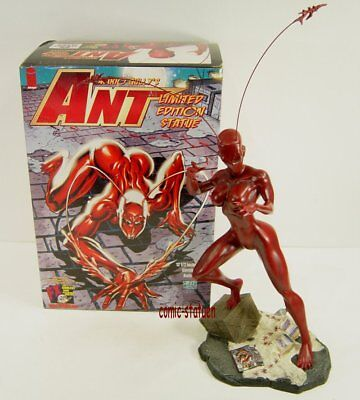 Proto Hype Studios Mario Gully'S The Ant Rote Ameise Resin Statue Figur Neu Ovp
