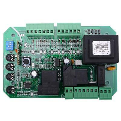 Control Board For Sliding Gate Opener Replacement Hardware Circuit Universal