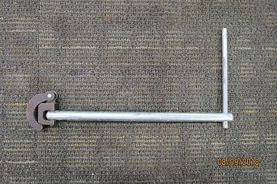 """Superior 03811 11"""" Basin Wrench"""