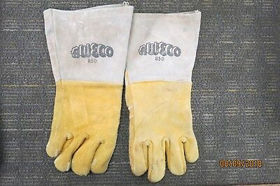 Aweco 850 Welding Gloves Size Large