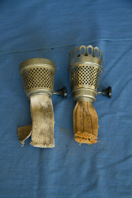 Vintage Parts and Bodies From Two Nickel Farmor Kerosene Burners