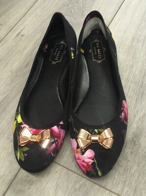 TED BAKER JELLY pumps UK size 4 EUR 22,38   PicClick IT