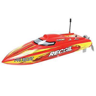 "Pro Boat Recoil 17"" Brushless Self-Righting Deep-V RTR, PRB08016"