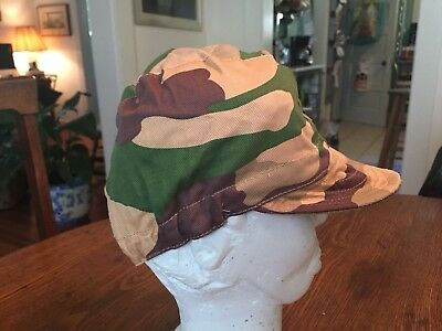 Italian Italy Army Military Desert Camo Camouflage Cap Hat