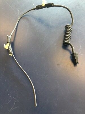 1999-2004 jeep grand cherokee liftgate hatch door wire wiring harness plug  oem