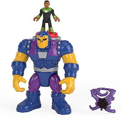 Fisher-Price Imaginext DC Super Friends Mongul & Green Lantern Action Figure Set
