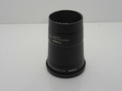 Canon Lens Tele-Converter TC-DC588 1.5x Zoom LA-DC58E with lens covers