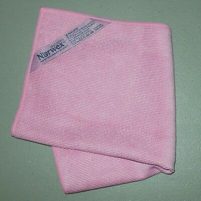 Norwex Pink EnviroCloth Microfiber Cleaning Cloth