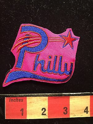 Philly Stars Negro League Baseball PA Patch-ish... Embroidered Cut-out 68WH