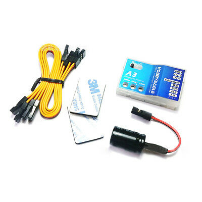 RC Fixed-Wing Airplane Gyro Flight Stabilization Controller Eagle A3 6-Axis