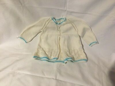 Baby matinee jacket 00 suit 6month