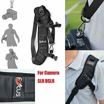 Camera Shoulder Sling Belt Quick Rapid Neck Strap For Nikon Canon Sony SLR DSLR