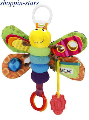 2018 UK Lamaze Freddie The Firefly Grow Baby Child Soft Toy DELIVERY FAST Gifts