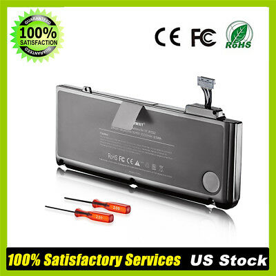 A1322 Battery for Macbook Pro 13 inch A1278 Mid 2012 2010 2009 Early 2011