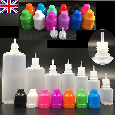 15 Pcs 5/10/15/30ml Mini Travel Squeezable Dropper Bottles Liquid Dropper Tools