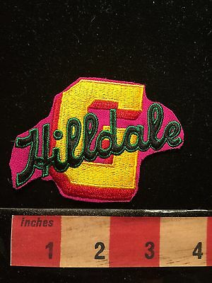Hilldale Negro League Baseball PA Patch-ish... Embroidered Cut-out 68WH