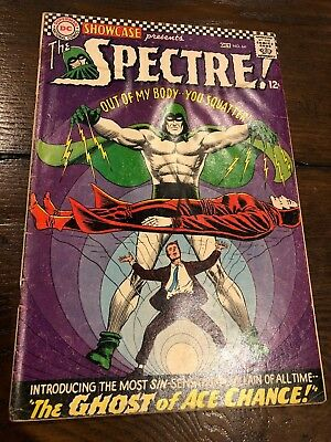 Showcase #64 (1966) 5th Appearance Spectre Free Shipping