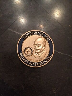Rotary International Paul Harris Coin NEW