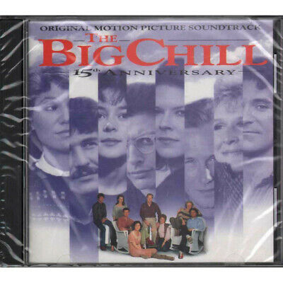 AA.VV. CD The Big Chill OST Original Soundtrack / Motown Sigillato 0731453095328