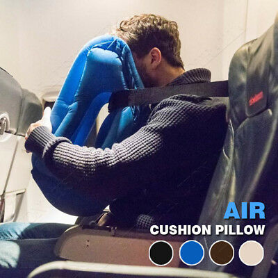 Inflatable Travel Pillow Cushion Innovative Airplane Pillows Neck Nap Pillow