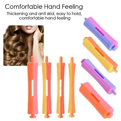 8size Wave Rods Perm Curly Hair Curlers Salon Long Hair Beauty Hairdressing Tool