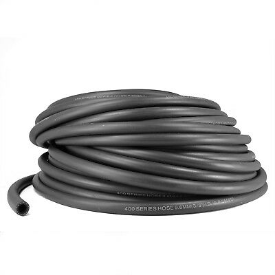 "1 ft - 12AN Black Push Lock Hose for Fuel Oil Coolant Air 3/4"" Rubber Loc On"