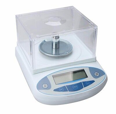 High Accuracy 500 x 0.001 g 1mg Lab Analytical Balance Digital Precision Scale