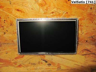 | Navi-Bildschirm Display 8200029616 | Renault [741] Vel Satis BJ0 2004