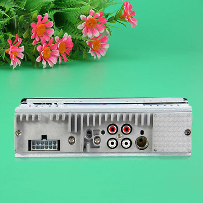 Car 1 Din Stereo MP3 Player Single Receiver Aux Receiver USB Remote Control