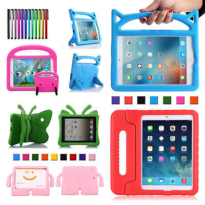 Kids Shockproof EVA Foam Case Cover Stand for iPad Air 2 Pro 9.7 inch 2017/2018