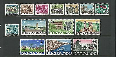 1963 Local Views Complete Set of 14 to 20s Mint Hinged